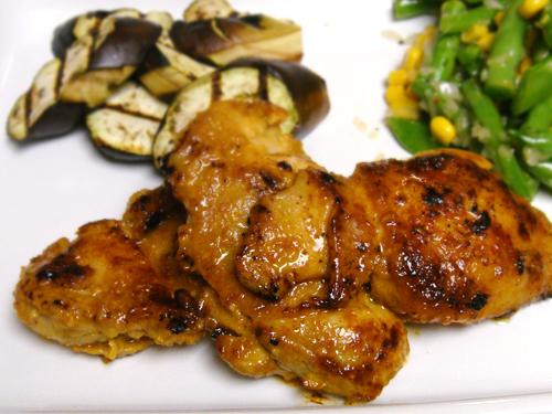 Miso Tandoori Chicken