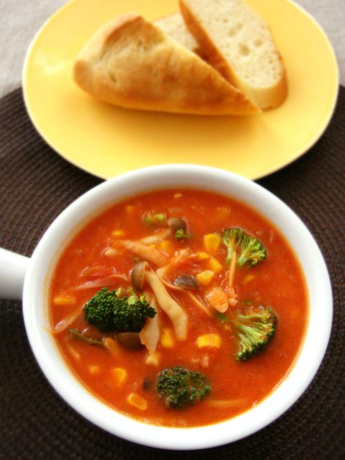 Tomato Chowder