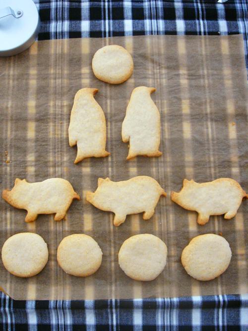 Butter Milk Cookies