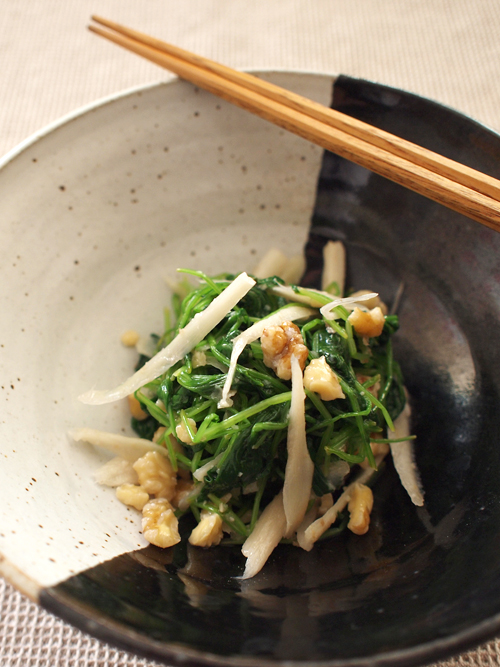 Watercress & Gobo Salad